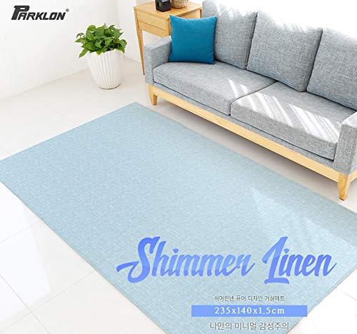 【後払い手数料無料】 Parklon Rugs L & Carpet & リビングルームマット ベビージム プレイマット 赤ちゃん幼児プレイルームマット 両面 (210X140X1.5CM) デザイン Baby Playmat Safety Soft Mat [海外並行輸入品] (Lucas, L (210X140X1.5CM)) B07GXYF8CN Shimmer Linen L (210X140X1.5CM) L (210X140X1.5CM)|Shimmer Linen, アラオシ:dfa93fad --- arianechie.dominiotemporario.com