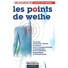 Les points de Weihe -- Les points douloureux cutanés en rapport avec la symptomatologie homéopathique et leur utilisation diagnostique ou thérapeutique