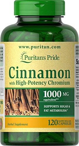 cinnamon extract chromium - 3