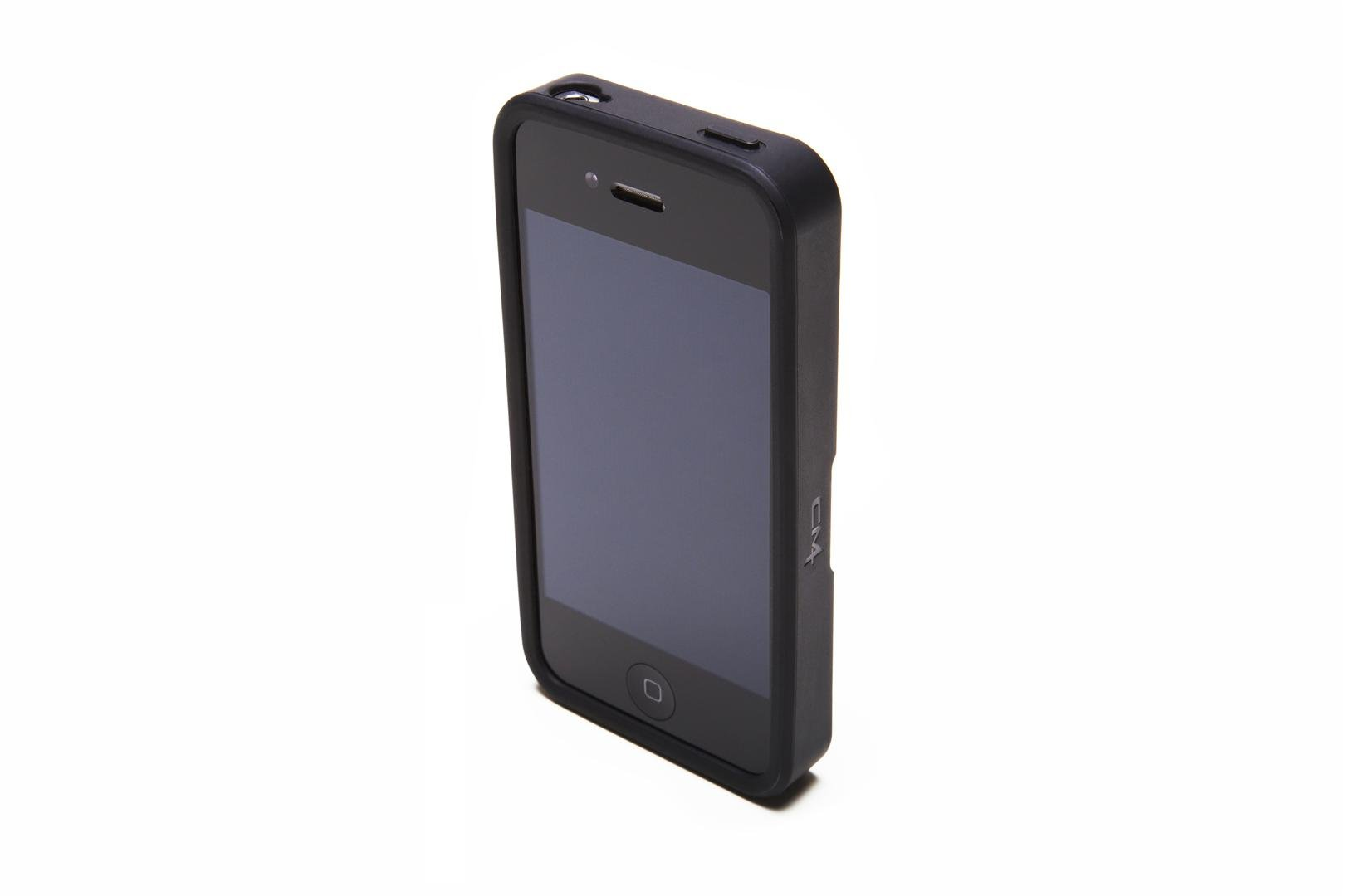 Silk iPhone 4/4S Wallet Case - Q CARD CASE [Slim Protective CM4 Cover] - Black Onyx by Silk (Image #5)