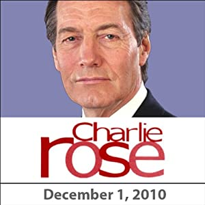 Charlie Rose: Shai Agassi, Darren Aronofsky, and Natalie Portman, December 1, 2010 Radio/TV Program