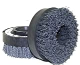Alpha Antique Brush Wheel (AB5024 5'') for Textured Finishes