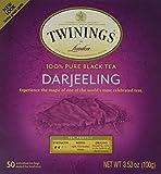 Twinings Darjeeling Tea, 50 ct