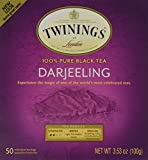 Twinings Darjeeling Tea, 50 ct