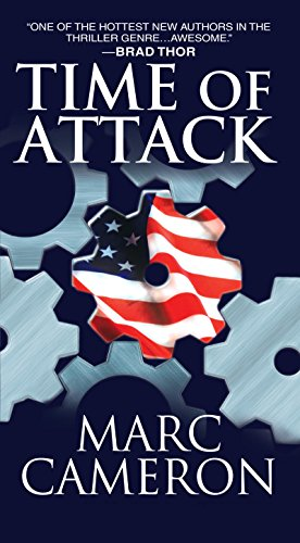Time of Attack (Jericho Quinn Thriller Book 4)