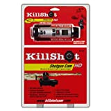 Killshot Camera with 12-Gauge Shotgun Barrel Mount, Black