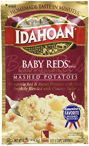 Idahoan Baby Reds Flavored Mashed Potatoes - 2 of 4 - Mall Idaho