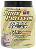 Pure Protein Whey Protein Powder, 2 Pound Tub by Pure Protein