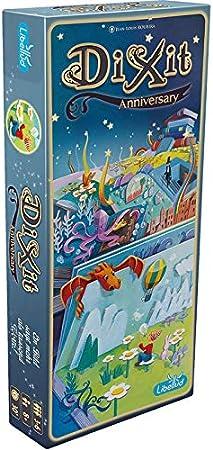 Asmodee - Juego de Mesa Dixit 2 Big Box 001622 (Idioma español no ...