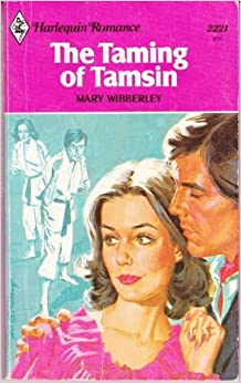 Book The Taming of Tamsin (Harlequin Romance, No. 2221)