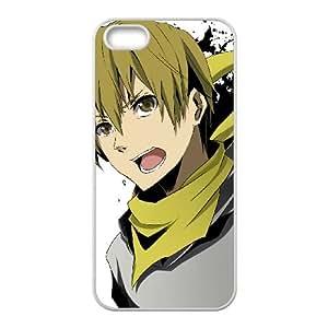 DuRaRaRa iPhone 5 5s Cell Phone Case White Y1053468