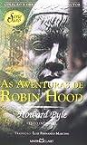capa de As Aventuras de Robin Hood - Coleção a Obra Prima de Cada Autor