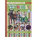 Show & Tell Bible, Vol. 1, The Books of Moses (English and Spanish Edition)