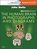 The Human Brain in Photographs and Diagrams, John Nolte, 1455709611