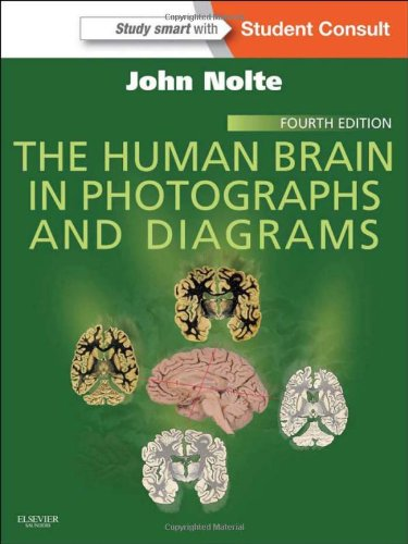 The Human Brain in Photographs and Diagrams: With STUDENT CONSULT Online Access, - E Online Br