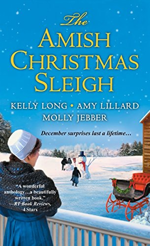 Book: The Amish Christmas Sleigh by Molly Jebber
