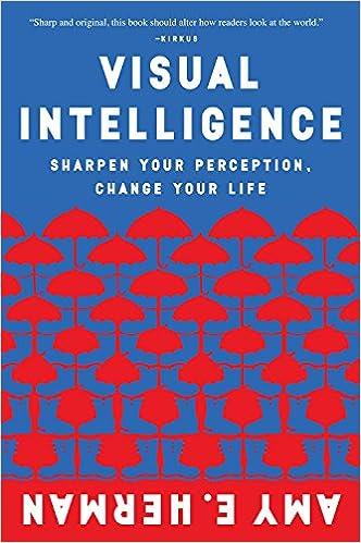 Visual intelligence amy herman
