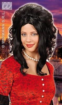 WIDMANN Amy Winehouse Style Fancy Dress Wig (peluca): Amazon.es ...