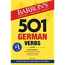 501 German Verbs (Barron's Foreign Language Guides)