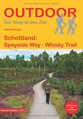Price comparison product image Schottland: Speyside Way Whisky Trail