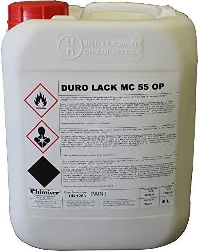 Duro Lack Mc 55 Lack Einkomponenten Pu Für Parkett 5lt L Chimiver Baumarkt