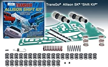 ALLISON 1000 Transgo Shift Kit 2004.5+