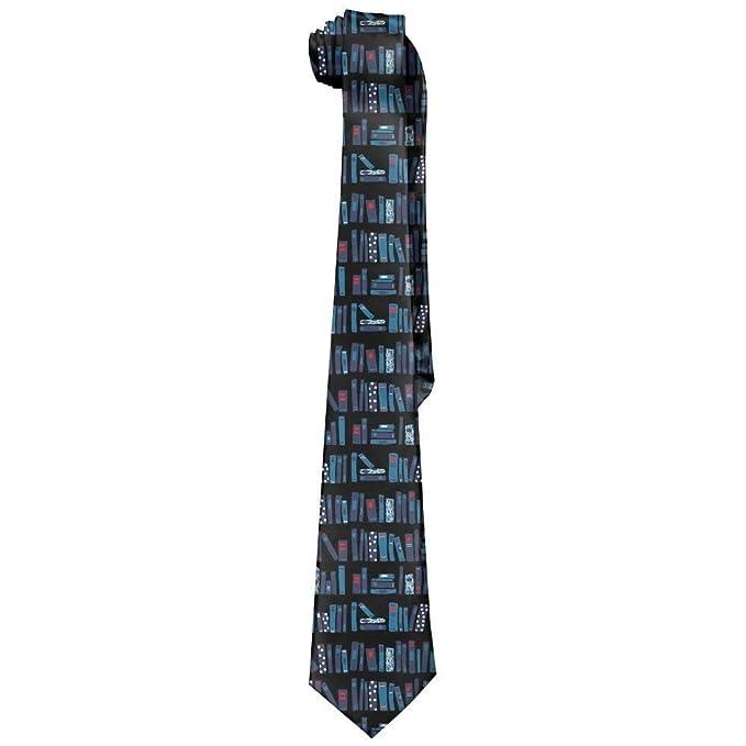Estrange Corbata de seda para hombre, diseño clásico y casual ...