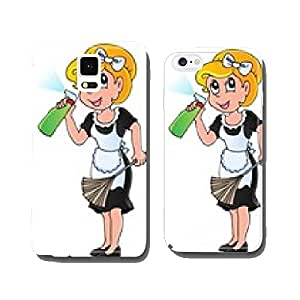 Housewife theme image 1 cell phone cover case Samsung S6