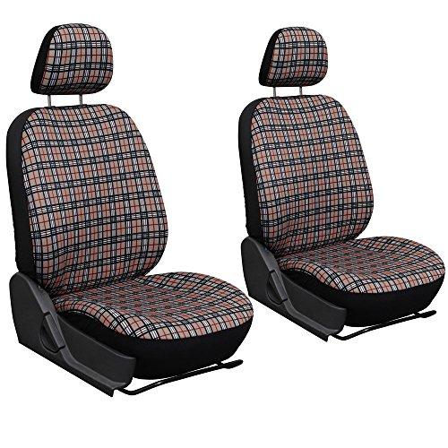 OxGord SCFC-G1B-BG Seat Cover