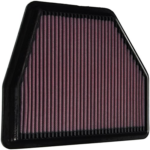 K&N 33-2404 High Performance Replacement Air Filter