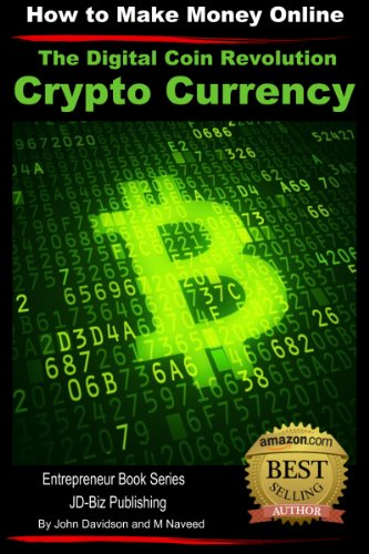 Amazon the digital coin revolution crypto currency how to the digital coin revolution crypto currency how to make money online entrepreneur book fandeluxe Image collections