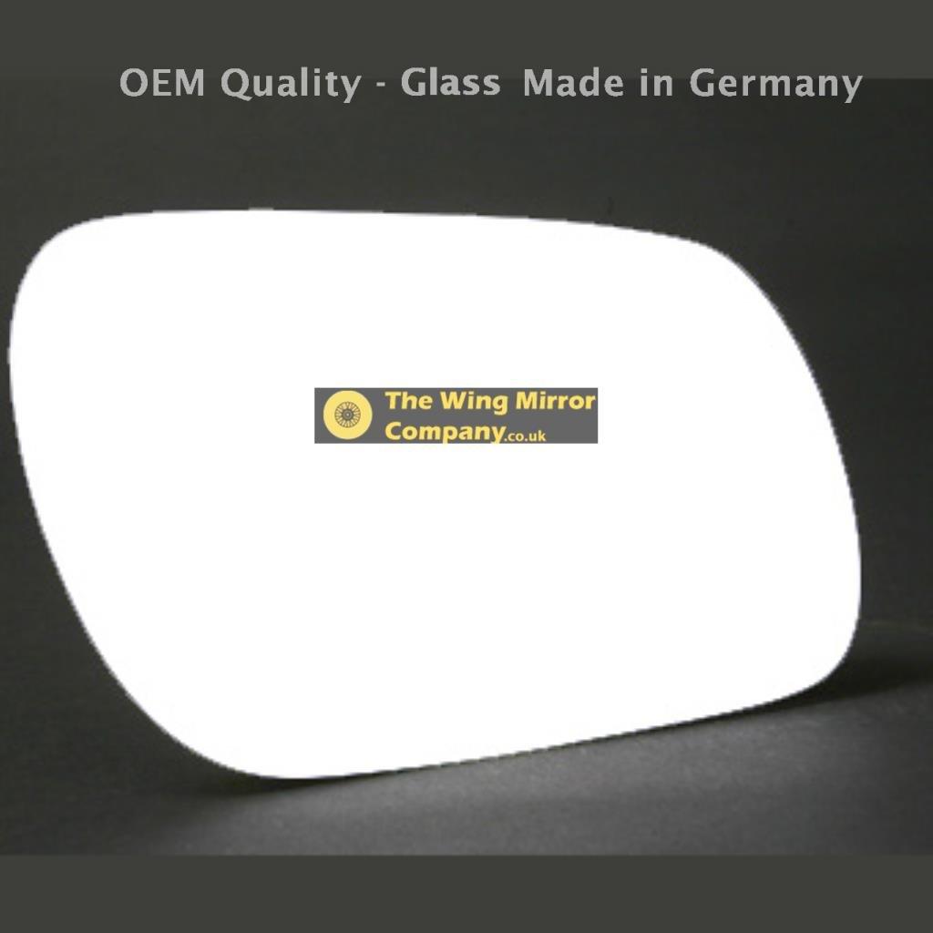 MA6 2002 to 2007 Silver Door Mirror Glass RH(Driver Side) OEM-WMC
