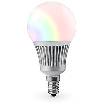Sans 2 Ampoules450lmFut013 Nouvelle Rf E14 4g Lighteu®5w Fil Conception Télécommande Led RgbwCct D2eH9YWEI