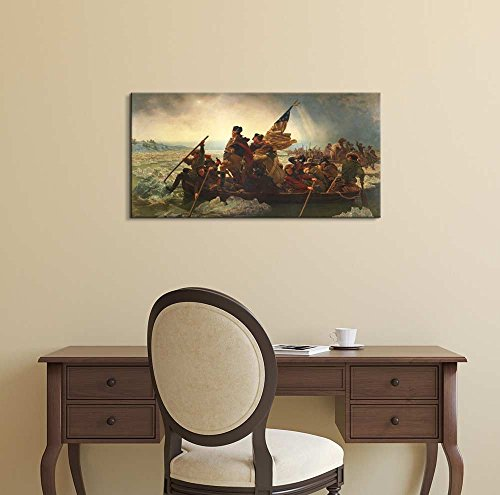 Washington Crossing The Delaware Decor