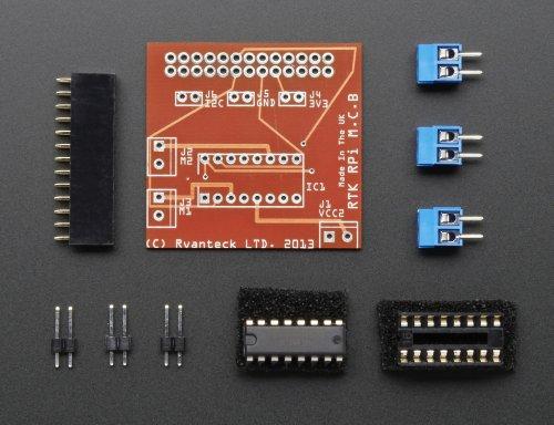 Ryanteck Raspberry Pi Motor Controller Board Kit