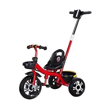 xy Triciclos Carro Al Aire Libre, Triciclo Portátil For Niños ...