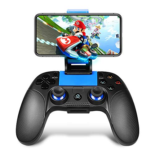 Bigaint Mobile Game Controller,Wireless Controller Compatible with Android/iOS Game Controller for Android (Best Wireless Controller For Android)