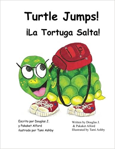 Turtle Jumps! La Tortuga Salta!: ¡Un cuento de determinación ...