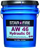 Star Fire Premium Lubricants AW 46 Hydraulic Oil, 5 gallon, Pail