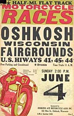 Vintage Flat Track Racing - 7