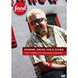 Food Network Diners, Drive-Ins and Dives: The Complete Second Season DVD (Season 2)
