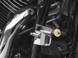 Kuryakyn 4232 Motorcycle Accessory: Tamper-Proof Helmet Security Lock, Universal Fit for Motorcycles with 1-1/4' to 1-1/2' Diameter Frame Tubes,...