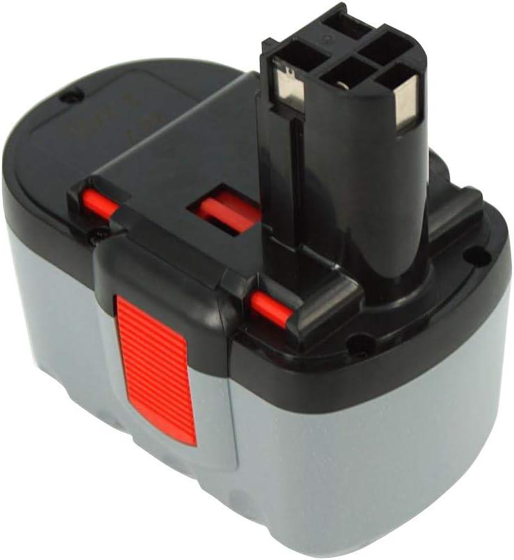 Power Smart® 3300mAh 24V NiMH batería para Bosch 52324, 52324B, GKG 24V, GKS 24V, GSA 24VEF, GSB 24VE-2, PSB 24VE-2, SAW 24V, GBH 24VF, GML 24V, 2607335446, 2607335448