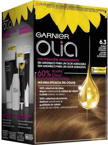 Garnier Olia Coloración permanente sin amoniaco para un olor ...