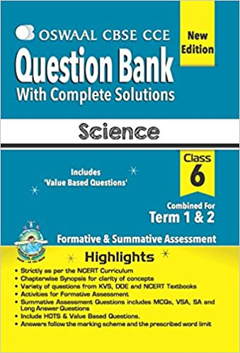 Cbse Science Book For Class 6