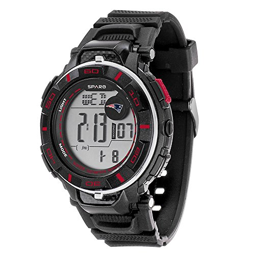 iots Boys Sparo Power Watch, Small, Red ()