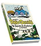 capa de Pato Donald por Carl Barks. O Segredo de Hondorica