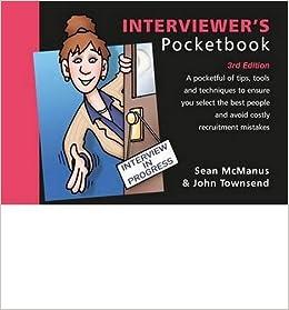 Interviewer's Pocketbook