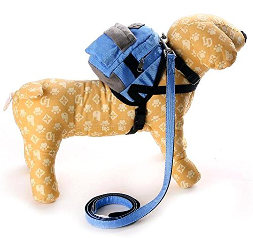 dog backpack harness small - 8