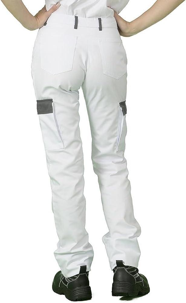 taglio jeans a 5 tasche due tasche laterali cuciture rinforzate Pantaloni da lavoro da uomo cerniera in metallo Hurry Jump molti colori
